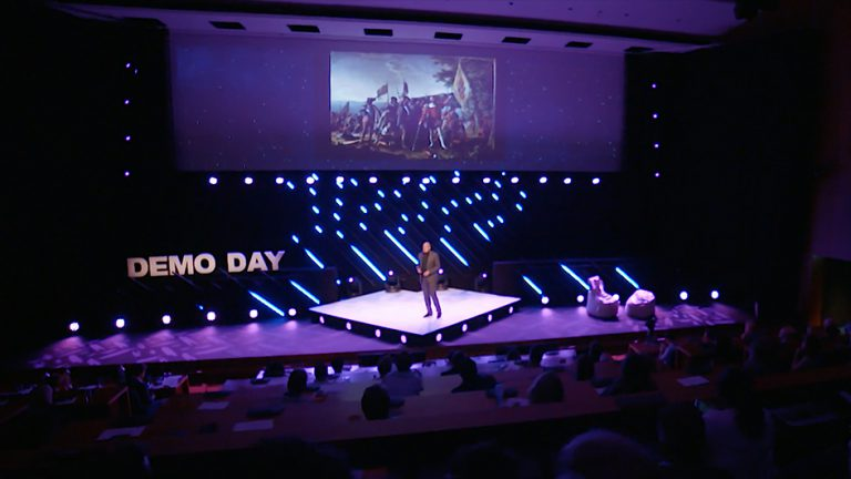 Oakfield Media - Rabobank Moonshot Demo Day