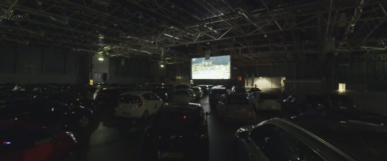 Oakfield Media - Kinepolis – Drive-in