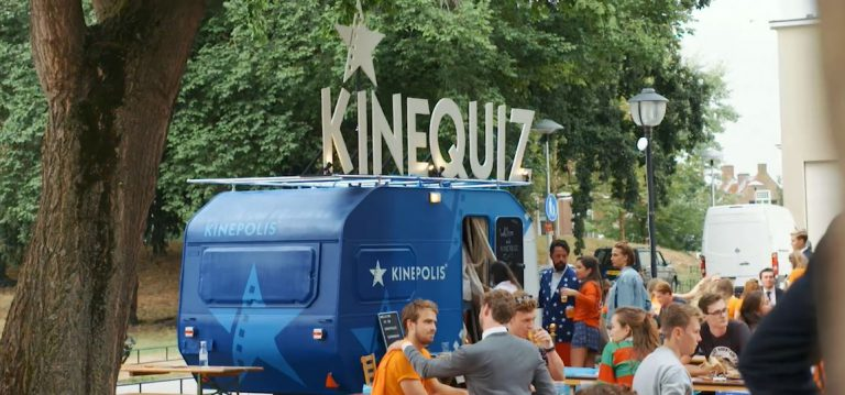 Oakfield Media - Kinepolis – KineQuiz