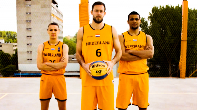 Oakfield Media - 3×3 Basketbal promo